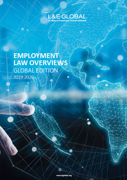 L&E Global's Employment Law Overviews 2019-2020 Global Edition